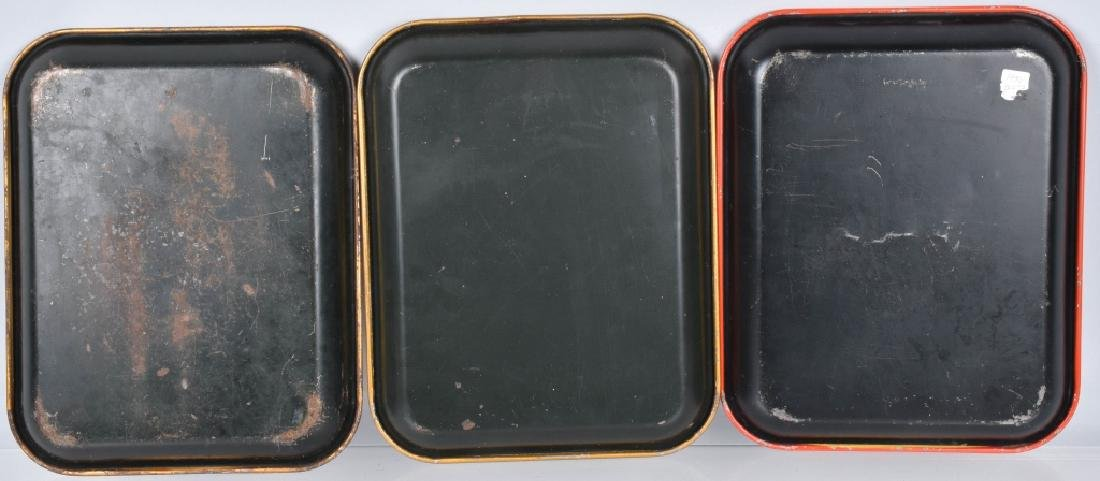 3-COCA COLA SERVING TRAYS, 1930, 1932, and 1936 - 5
