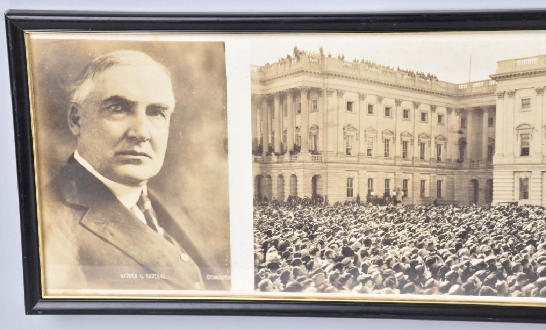 HARDING / COOLIDGE YARD LONG PHOTO, 1921 - 2