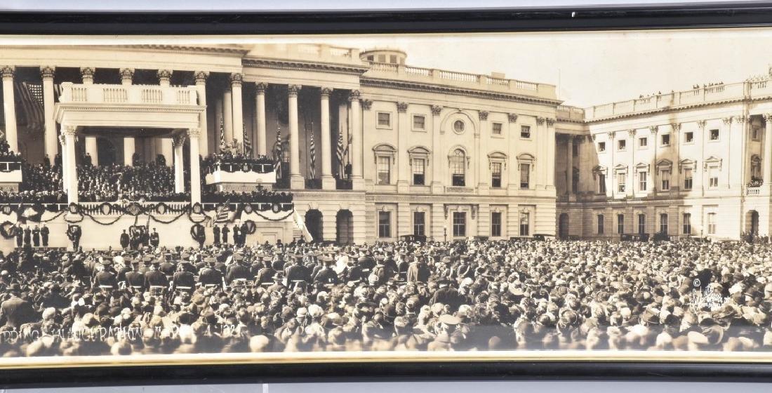 HARDING / COOLIDGE YARD LONG PHOTO, 1921 - 4