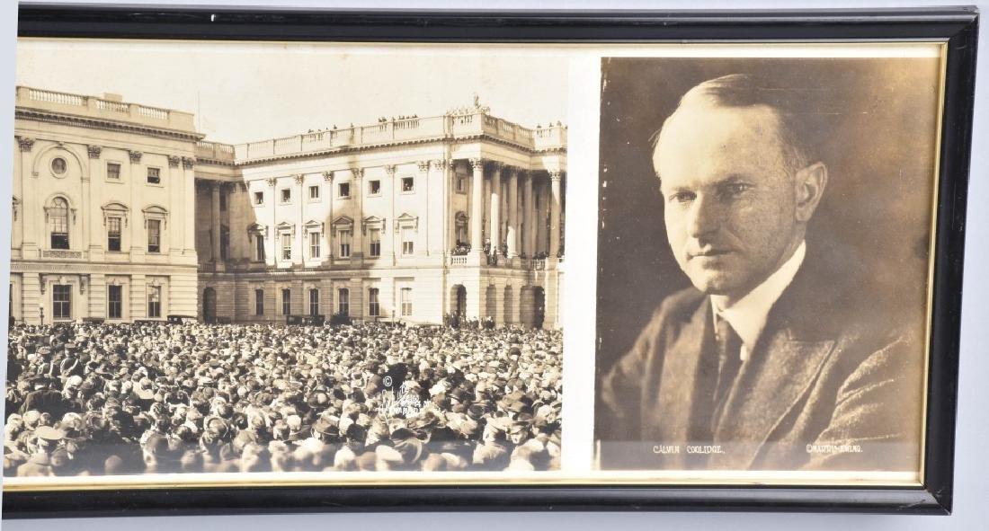 HARDING / COOLIDGE YARD LONG PHOTO, 1921 - 5