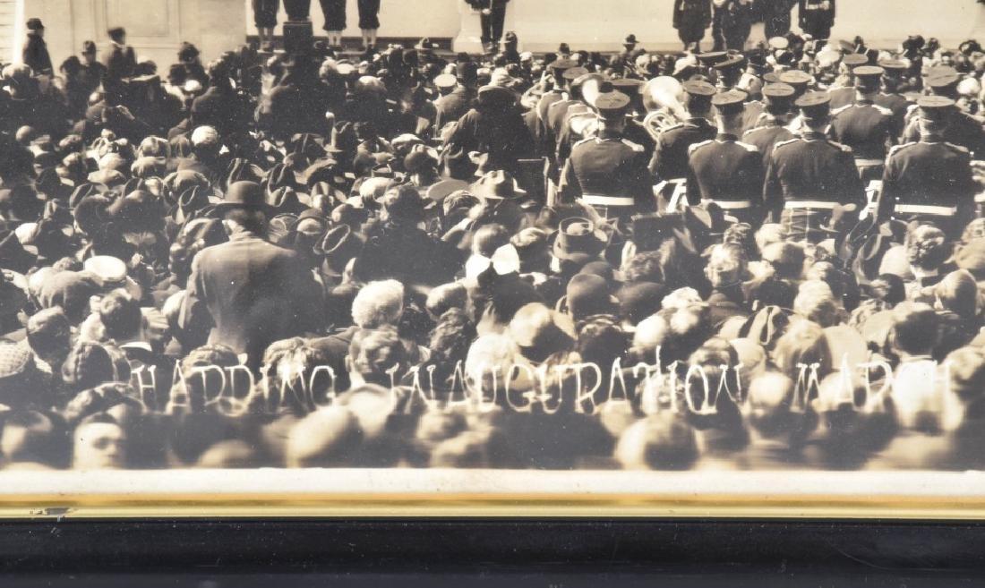 HARDING / COOLIDGE YARD LONG PHOTO, 1921 - 7