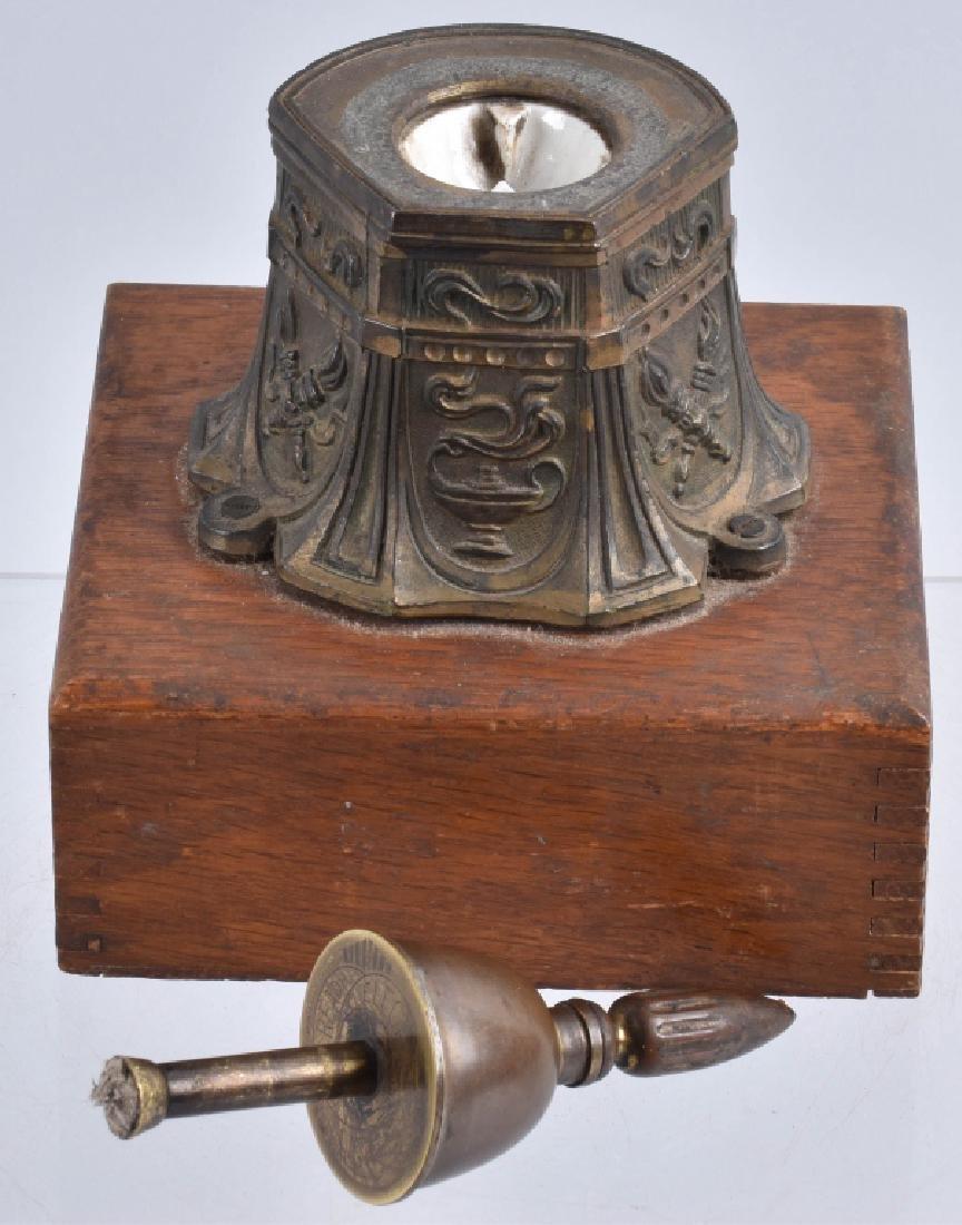 1910 CIGAR LIGHTER - 4