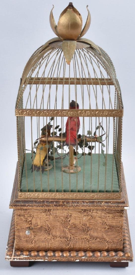 BONTEMS PARIS SINGING BIRDS MECHANICAL AUTOMATON - 5