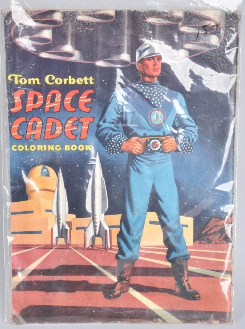 4-SPACE ITEMS, BUCK ROGERS, SPACE PILOT and MORE - 4