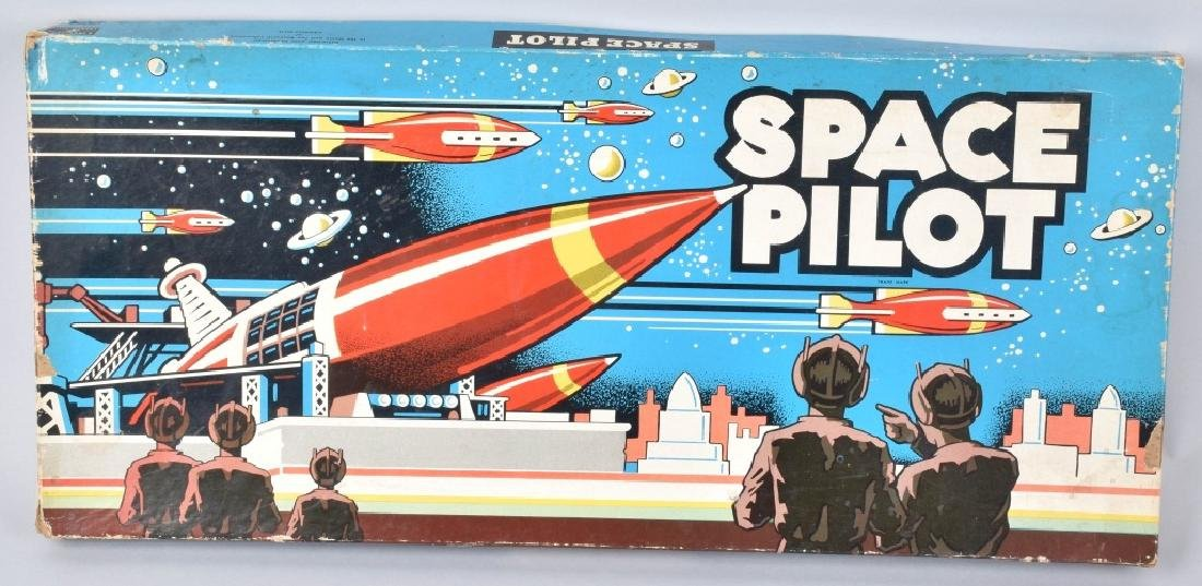 4-SPACE ITEMS, BUCK ROGERS, SPACE PILOT and MORE - 5