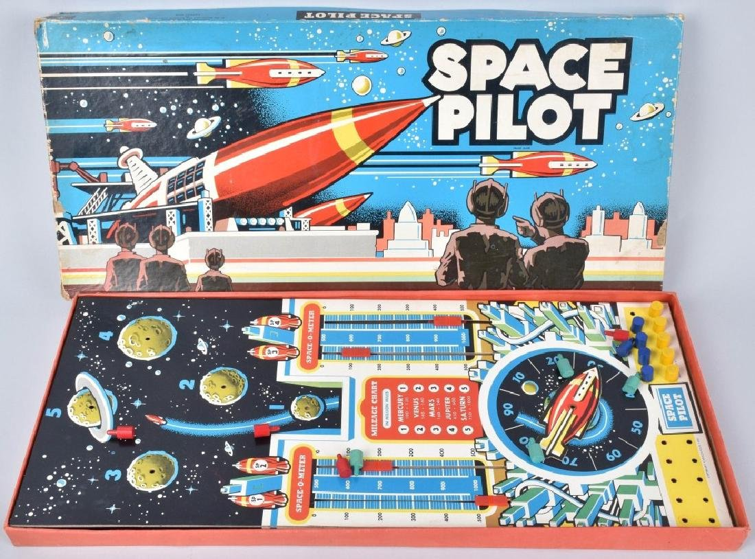 4-SPACE ITEMS, BUCK ROGERS, SPACE PILOT and MORE - 6