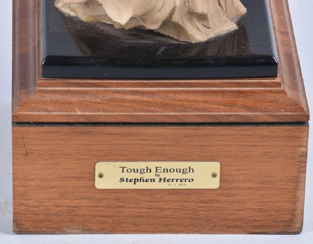 STEPHEN HERRERO RAM SCULPTURE 111/950 - 2