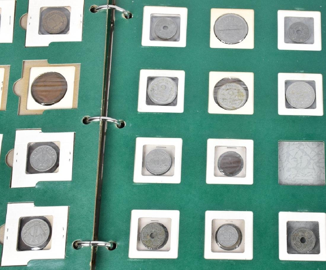 HUGE LOT of VINTAGE INTERNATIONAL COINS and MORE - 2