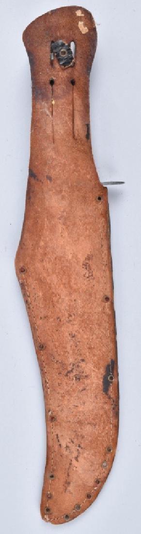 LARGE BUFFALO HUNTER KNIFE with SHEATH - 6