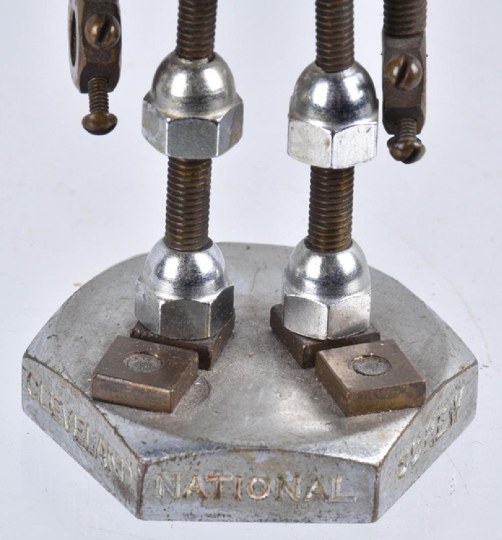 "NATIONAL SCREW ""NAT"" ROBOT DESK FIGURE - 3"