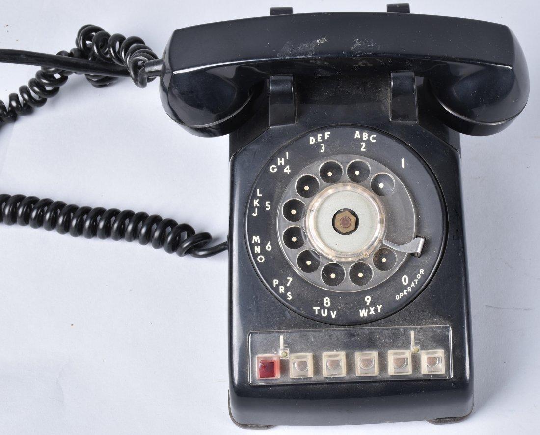 3- VINTAGE ART DECO TELEPHONES - 4