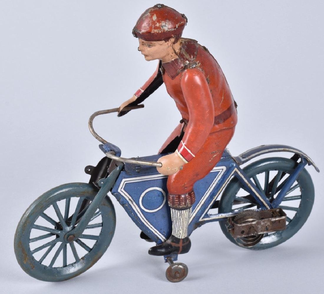 FISHER Tin Windup MOTORCYCLE