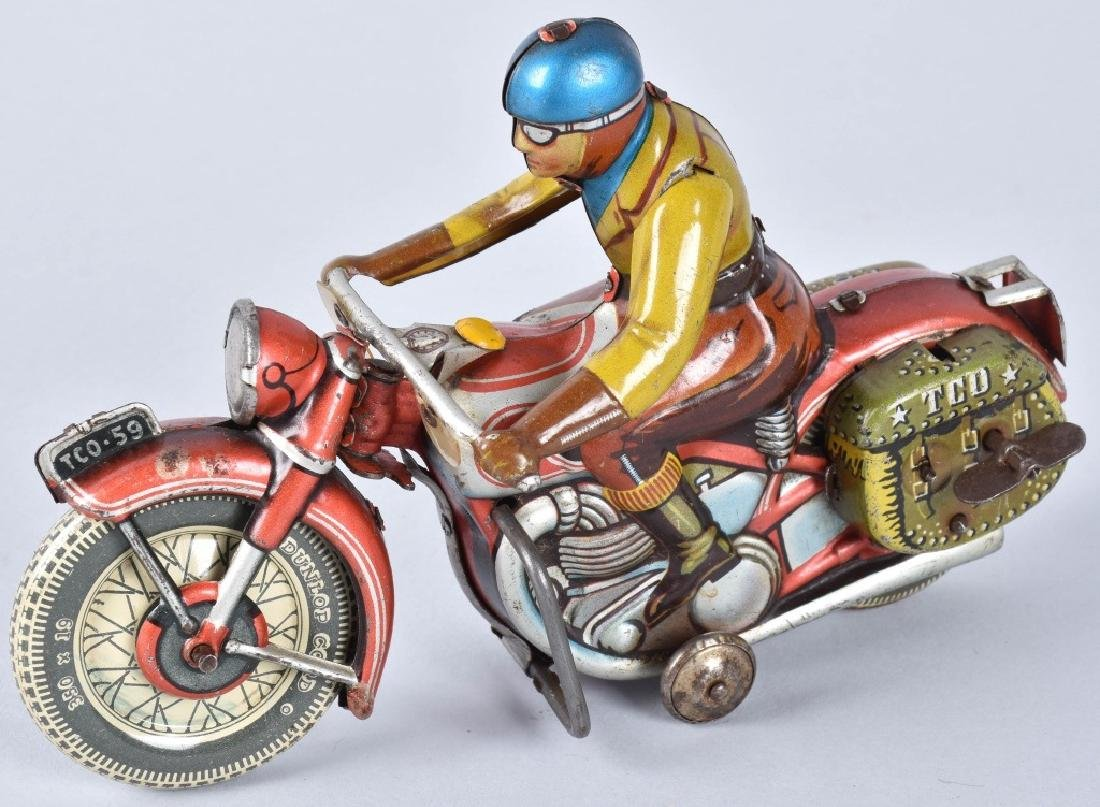 TIPP Tin Windup CIVILIAN MOTORCYCLE