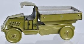 CHEIN tin MACK ARMY TRANSPORT TRUCK