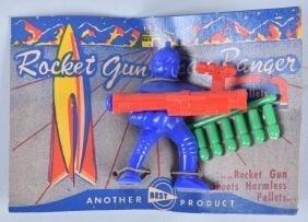 ROCKET GUN SPACE FIGURE MOC