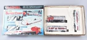 LIONEL SUPER CHIEF TRAIN SET w/ BOX