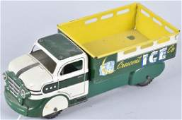 MARX CRESCENT ICE CO TRUCK FACTORY SAMPLE