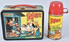 1964 POPEYE LUNCH BOX