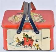 1948 JOE PALOOKA LUNCH BOX