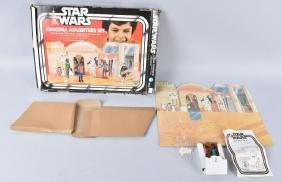 STAR WARS CANTINA ADVENTURE SET w/ BOX