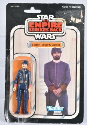 STAR WARS ESB BESPIN SECURITY GUARD 31A MOC