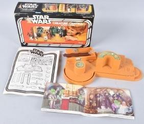 STAR WARS CREATURE CANTINA PLAYSET w/ BOX