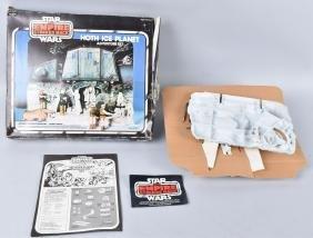 STAR WARS ESB HOTH ICE PLANET w/ BOX