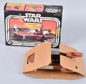 STAR WARS LAND SPEEDER w/ BOX