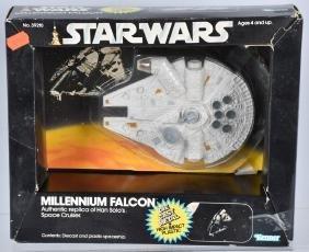 STAR WARS Diecast MILLENNIUM FALCON MIB