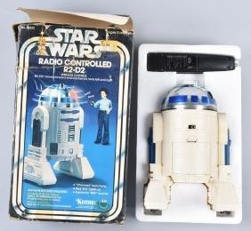 STAR WARS RADIO CONTROLLED R2-D2 MIB