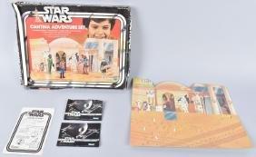 STAR WARS CANTINA ADVENTURE SET w/BOX