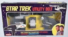 REMCO STAR TREK UTILITY BELT MIB