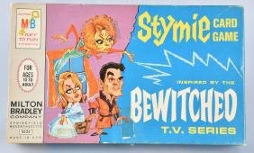 MB BEWITCHED STYMIE CARD GAME MIB