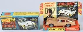 CORGI #261 JAMES BOND 007 ASTON MARTIN DB5 MIB