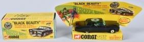 CORGI #268 GREEN HORNET BLACK BEAUTY MIB