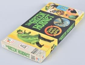1966 MB GREEN HORNET QUICK SWITCH GAME w/ BOX