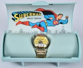 BRADLEY SUPERMAN WRIST WATCH w/ CASE