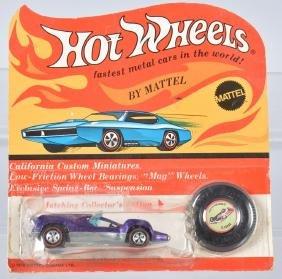 HOT WHEELS MANTIS In Purple on Error card