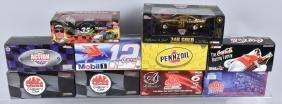 10- ACTION & MORE NASCAR RACING DIECAST CARS MIB