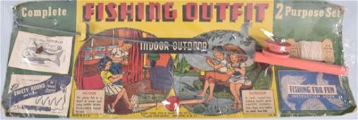 1950s FISHING OUTFIT New Old Stock MIP