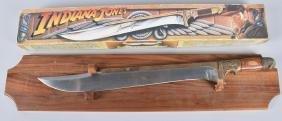 UNITED CUTLERY INDIAN JONES BOWIE KNIFE w/ BOX