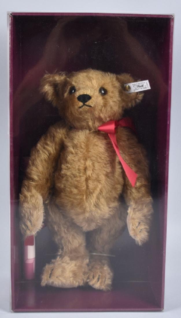 STEIFF Limited Edition TOBIAS TEDDY BEAR w/ BOX