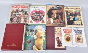 LOT OF TEDDY BEAR REFERANCE BOOKS