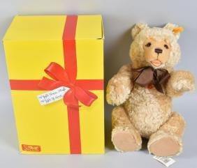 STEIFF TEDDY BEAR 0080/78 w/ BOX