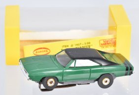 AURORA #1407 DODGE CHARGER SLOT CAR MIB