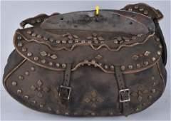 HARLEY DAVIDSON 1940'S-50'S SADDLE BAGS