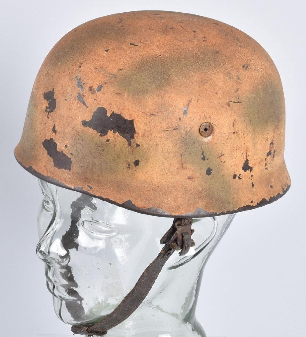 WW2 GERMAN LUFTWAFFE PARATROOPER HELMET
