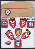 WW2 AIRBORNE PATCH GROUPING & MORE