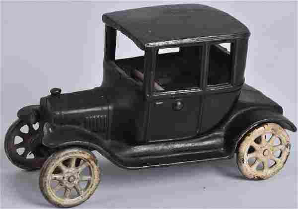 """7"""" ARCADE Cast Iron FORD COUPE"""