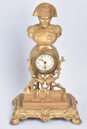 1904 St Louis Expo Union Station Napoleon Clock